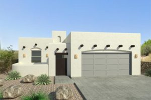 West Mesa Builders 8129 Willow Bloom Circle Rendering